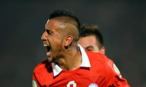 Chile 2-2 Bolivia