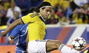 Colombia 3-0 El Salvador