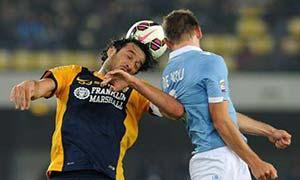 Hellas Verona 1-1 Lazio