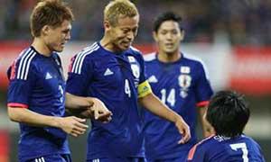 Japan 1-0 Jamaica