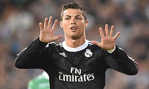Ludogorets 1-2 Real Madrid