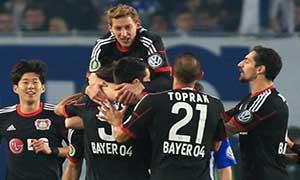 Magdeburg 2-2 (Pen 4-5) Bayer Leverkusen