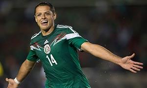 Mexico 2-0 Honduras