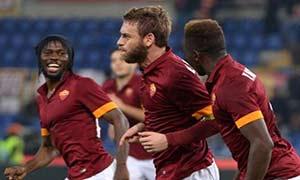 AS Roma 2-0 AC Cesena