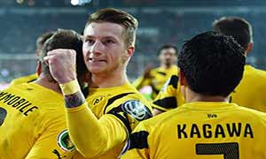 St. Pauli 0-3 Borussia Dortmund