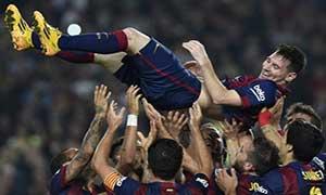 Barcelona 5-1 Sevilla