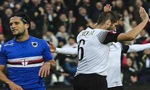 Cesena 1-1 Sampdoria