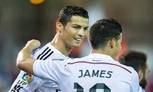 Eibar 0-4 Real Madrid