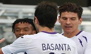 Hellas Verona 1-2 Fiorentina