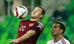 Hungary 1-2 Russia