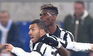 Lazio 0-3 Juventus