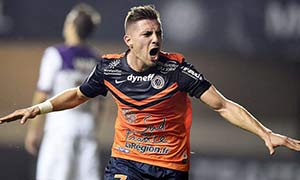 Montpellier 2-0 Toulouse