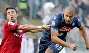 Napoli 3-3 Cagliari