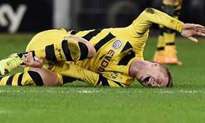 Paderborn 2-2 Borussia Dortmund
