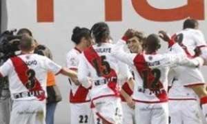 Rayo Vallecano 1-0 Celta Vigo