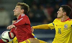 Romania 2-0 Denmark