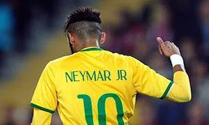 Turkey 0-4 Brazil