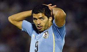 Uruguay 3-3 (Pen 6-7) Costa Rica