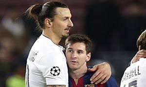 Barcelona 3-1 Paris Saint-Germain