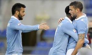 Lazio 3-0 Varese
