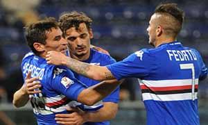 Sampdoria 2-0 Brescia