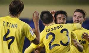 Villarreal 3-0 Cadiz