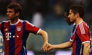Al Hilal 1-4 Bayern Munich