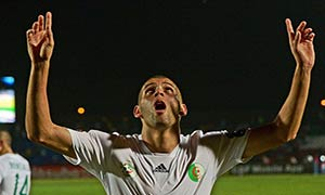 Algeria 3-1 South Africa
