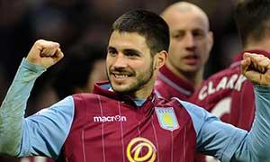 Aston Villa 2-1 AFC Bournemouth