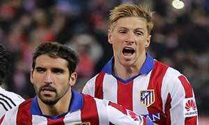 Atletico Madrid 2-0 Real Madrid
