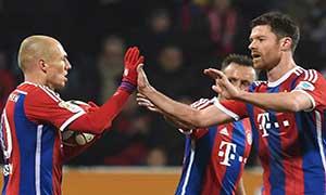Bochum 1-5 Bayern Munich