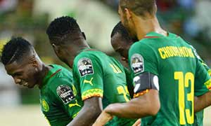 Cameroon 1-1 Guinea