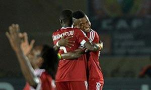 Congo 2-1 Burkina Faso