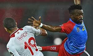 DR Congo 1-1 Tunisia