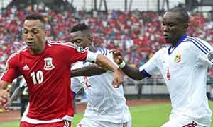 Equatorial Guinea 1-1 Congo