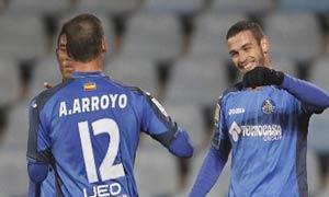 Getafe 1-0 Almeria