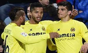 Getafe 0-1 Villarreal