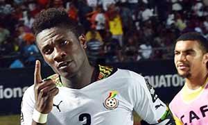 Ghana 1-0 Algeria