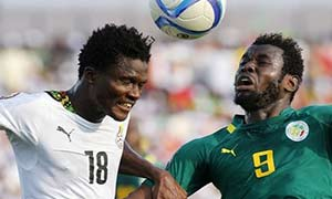 Ghana 1-2 Senegal