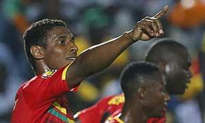 Guinea 1-1 Mali