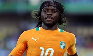 Ivory Coast 1-1 Guinea