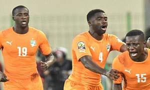 Ivory Coast 1-1 Mali