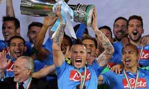 Juventus 2-2 (Pen 4-3) Napoli
