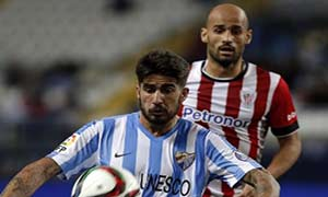 Malaga 0-0 Athletic Bilbao