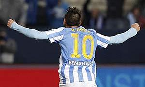 Malaga 2-0 Levante