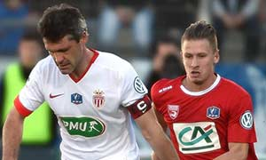 Nimes 0-2 AS Monaco