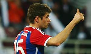 Qatar All Stars 1-4 Bayern Munich
