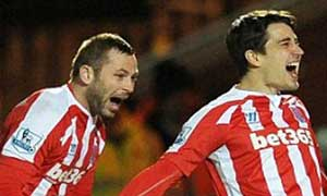 Rochdale 1-4 Stoke City