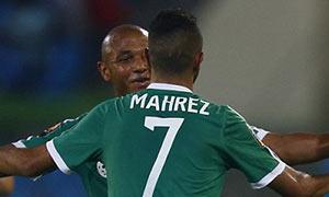 Senegal 0-2 Algeria