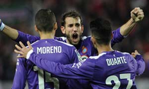 Sevilla 1-0 Espanyol